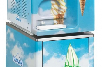 Ice cream and ice cream machines 23