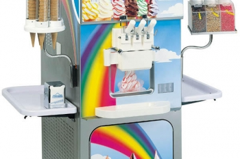 Ice cream and ice cream machines 41